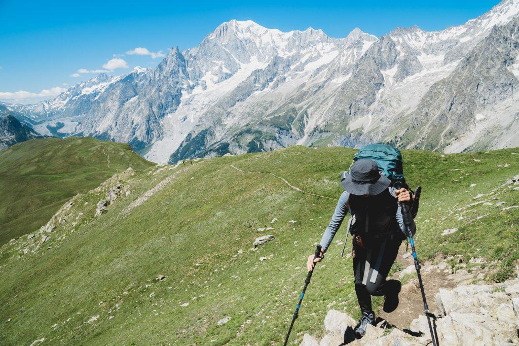 白朗峰環線 tourdumontblanc 步道