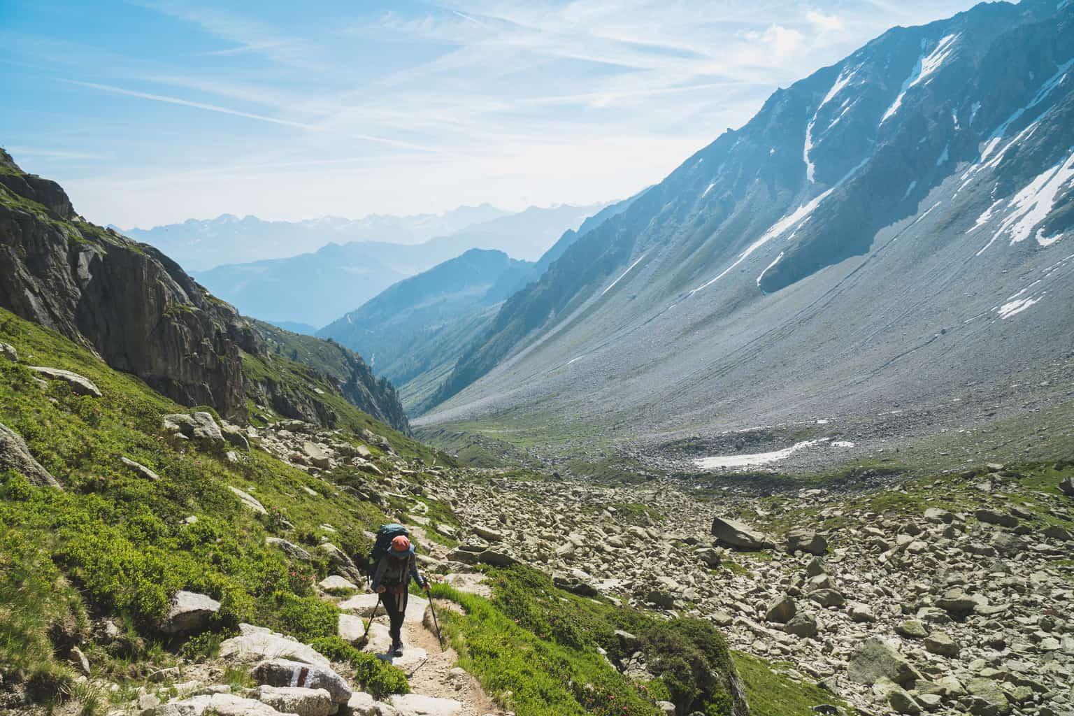 TMB 白朗峰 步道 規劃