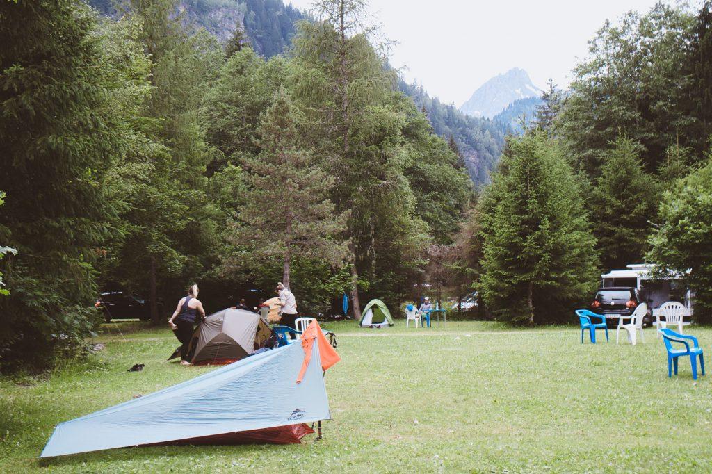 白朗峰環線 tourdumontblanc 步道 住宿 山屋 露營