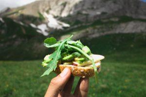 白朗峰環線 TMB Vegan 素食 飲食 蔬食